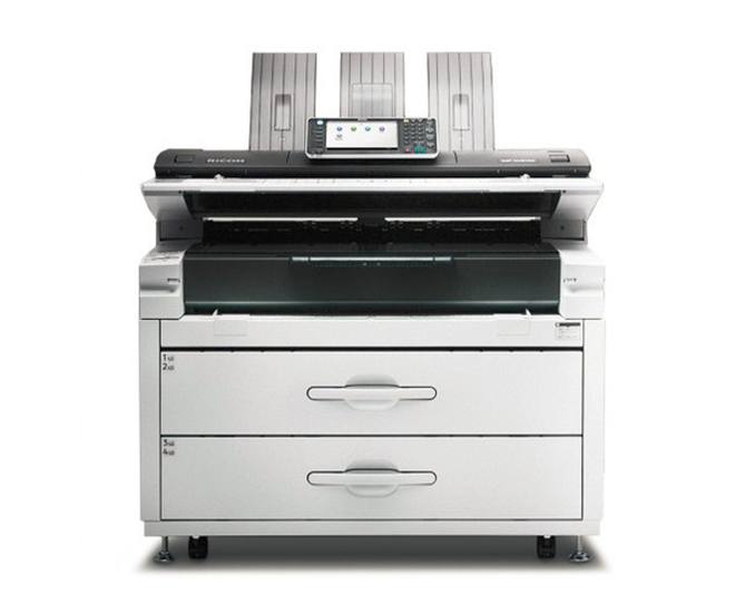 Imprimante mp w8140sp