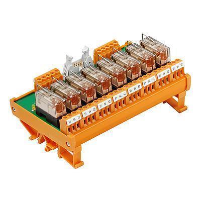 Interface relais s rie rsm weidm ller rsm 8rs 24vuc lp 1173561001 1 pc s comparer les prix de - Point relais bon prix ...