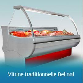 VITRINE TRADITIONNELLE BELLINI