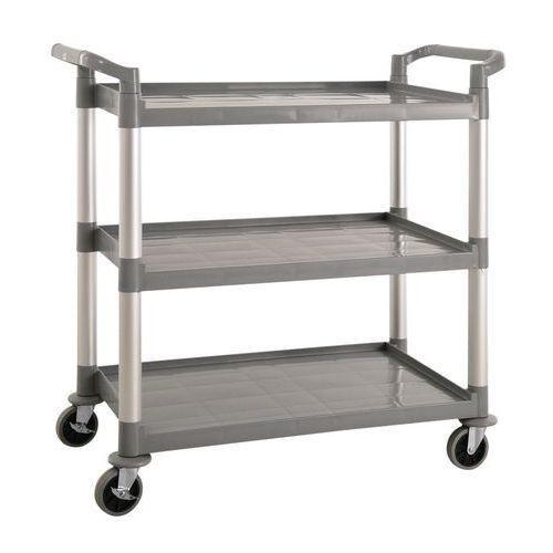 chariot plastique km60359 comparer les prix de chariot plastique km60359 sur. Black Bedroom Furniture Sets. Home Design Ideas