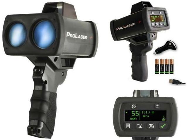 Cinémomètre laser - prolaser 4 (nouveau)