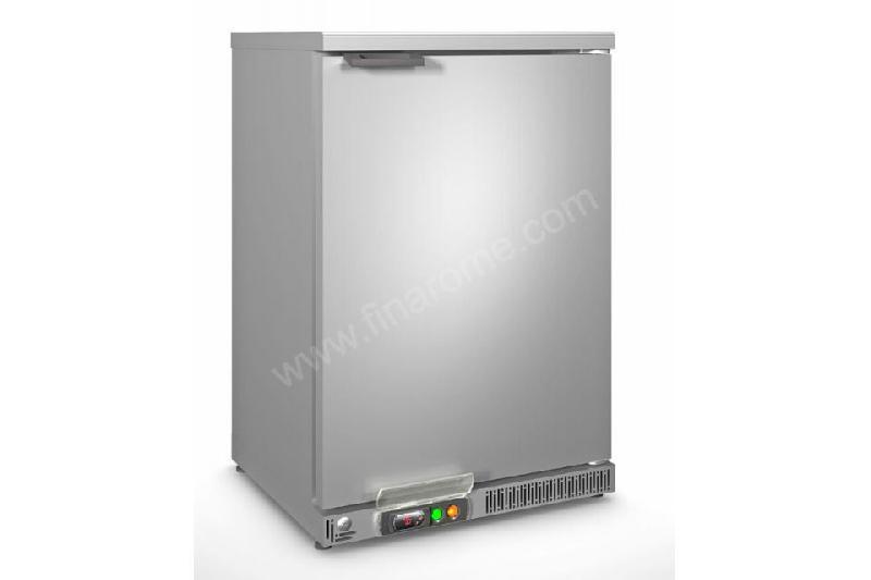 Arri re bar r frig r inox professionnel coreco 1 porte for Mobilier inox professionnel