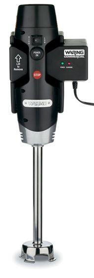 Mixeur plongeant usage leger et modere waring mixer sans fil quik stik xpress wsb25e - Comment mixer sans mixeur ...