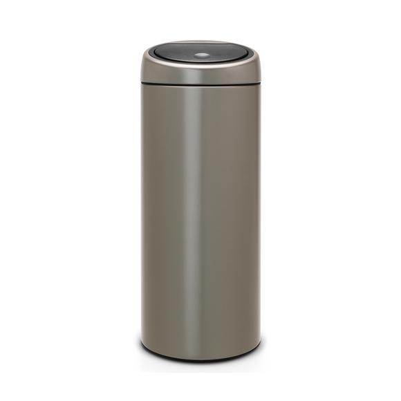 poubelle brabantia touch bin 30 l comparer les prix de poubelle brabantia touch bin 30 l sur. Black Bedroom Furniture Sets. Home Design Ideas