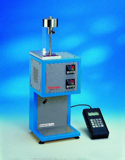 Mesure de poids, volume et viscosite : meltflow mt