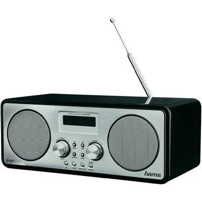 radio dab hama dr1500 radio de bureau fonction de charge de la batterie comparer les prix de. Black Bedroom Furniture Sets. Home Design Ideas