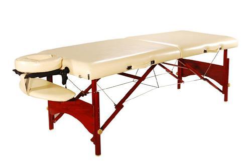 TABLE PLIANTE BOIS AVEC TENDEUR LUXE YP-BCONFPLUS