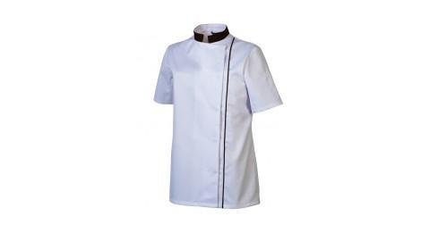veste de cuisine femme mc ajik molinel tailles vetements m. Black Bedroom Furniture Sets. Home Design Ideas