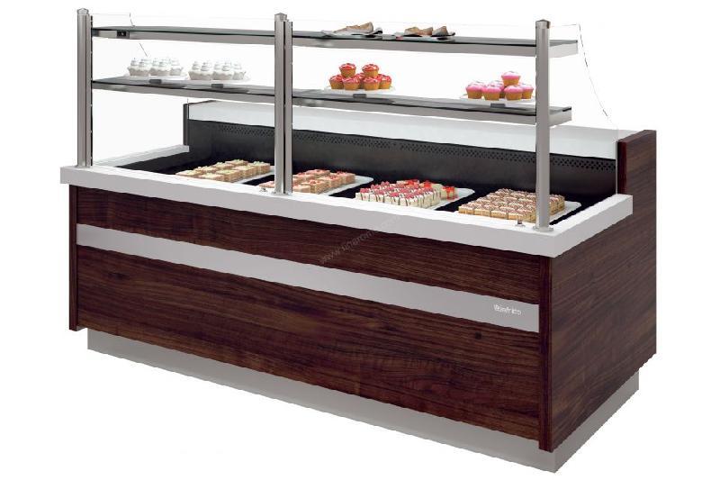 vitrine r frig r e droite pour boulangerie p tisserie infrico 2600 mm comparer les prix de. Black Bedroom Furniture Sets. Home Design Ideas
