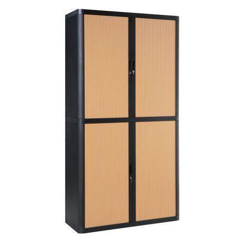 armoires de bureau porte battante paperflow achat vente de armoires de bureau porte. Black Bedroom Furniture Sets. Home Design Ideas