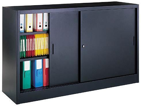 armoires basses portes coulissantes grand volume. Black Bedroom Furniture Sets. Home Design Ideas