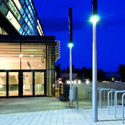 Lampadaires solaires pour l 39 eclairage public tous les fournisseurs lampadaires solaires pour for Eclairage d un jardin