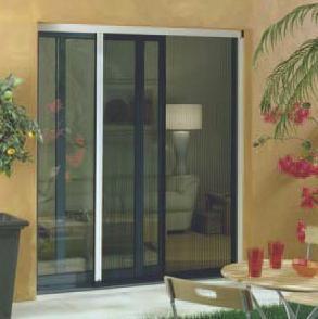 moustiquaire porte coulissante. Black Bedroom Furniture Sets. Home Design Ideas