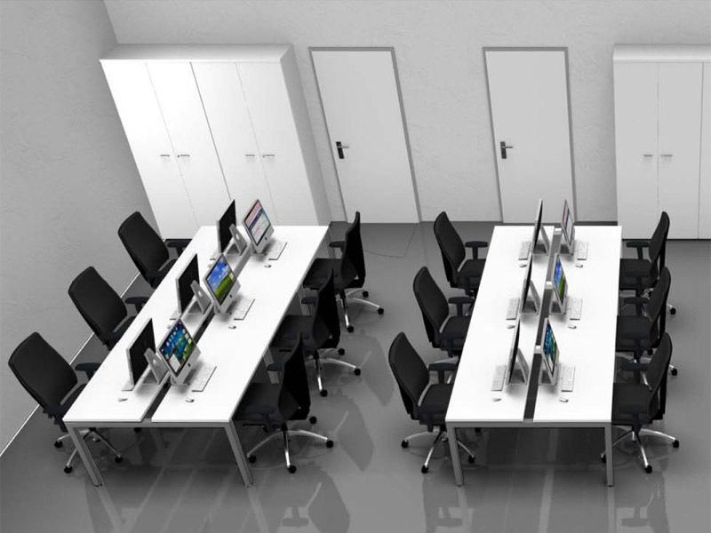 Bureaux comparez les prix pour professionnels sur for Bureau 100x60