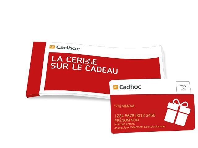 Cheques cadhoc cinechange liste des ch ques cadeaux - Utiliser ma carte cadhoc ...