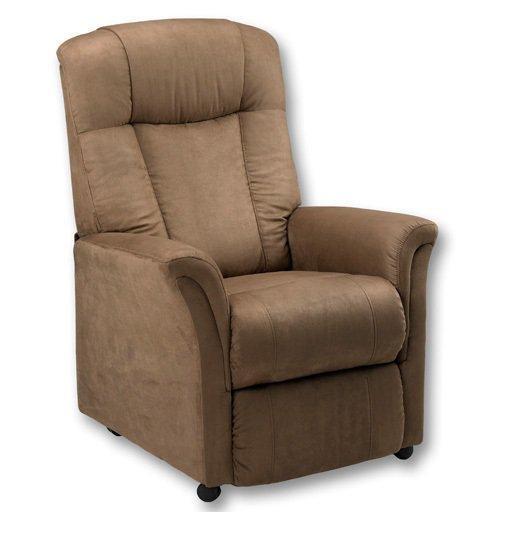 freedom fauteuil relax et releveur lectrique bi moteur microfibre marron glac comparer les. Black Bedroom Furniture Sets. Home Design Ideas