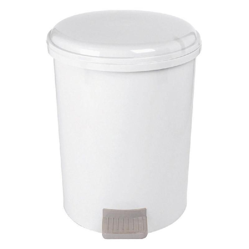 poubelle plastique 100 litres top poubelle en plastique l xxcm sortugo blanc with poubelle. Black Bedroom Furniture Sets. Home Design Ideas