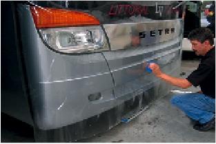Adhésif de protection pour carrosserie carpro150
