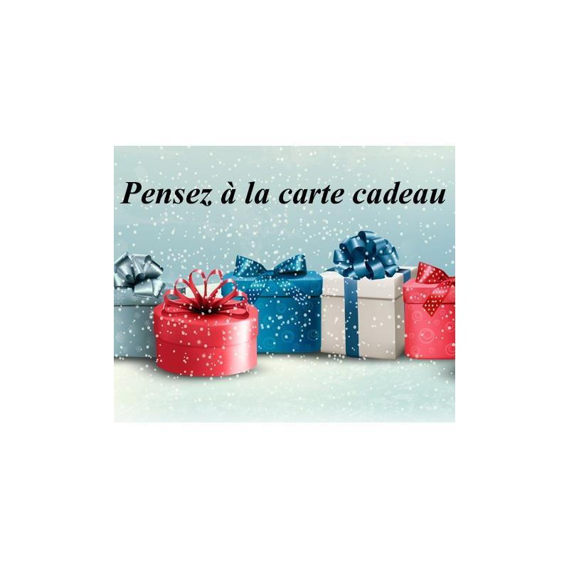 Carte cadeau ou acompte 100€