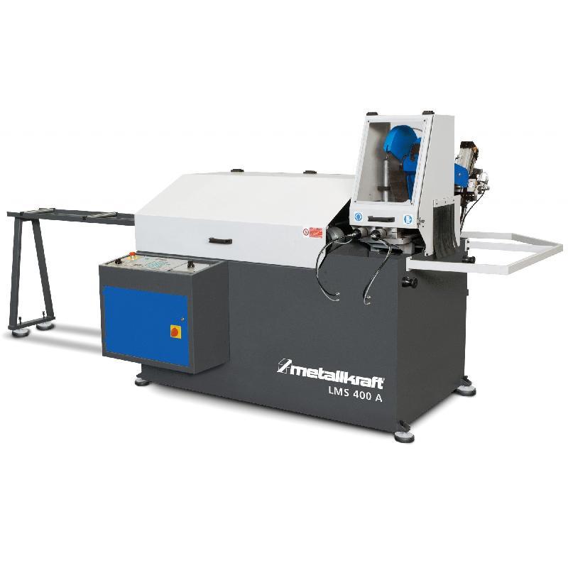 Scie circulaire automatique metallkraft lms 400 a