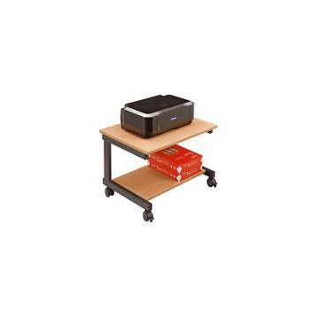 Mobilier pour imprimante et photocopieur tous les for Meuble bureau pour imprimante
