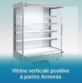 VITRINE VERTICALE ARMONIA 1,3M