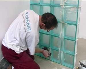Saverbat produits joint de vitre for Montage carreaux de verre
