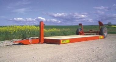 Plateau porte outil plat o sol std for Construire sur une terre agricole