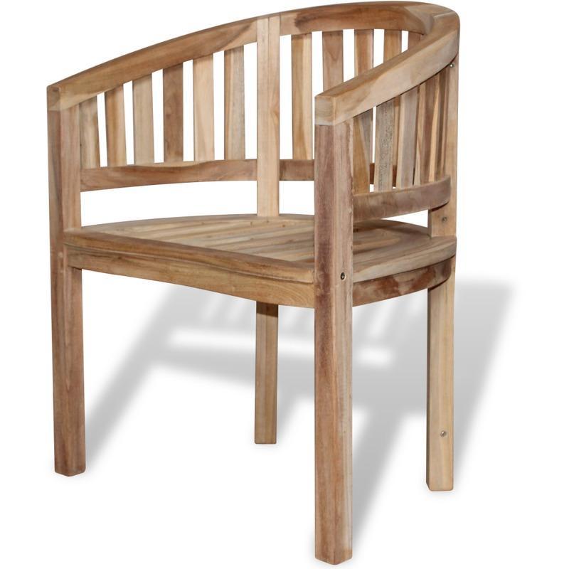 Chaise et fauteuil d 39 ext rieur vidaxl achat vente de for Vidaxl chaise