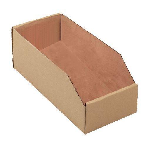 bacs bec plastique carton kraft brun longueur 300 mm comparer les prix de bacs bec. Black Bedroom Furniture Sets. Home Design Ideas