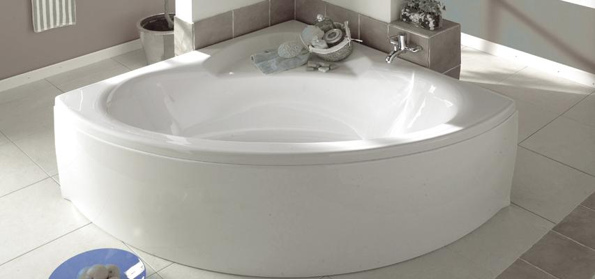 Baignoires d 39 angle tous les fournisseurs baignoires for Baignoire balneo 160x80