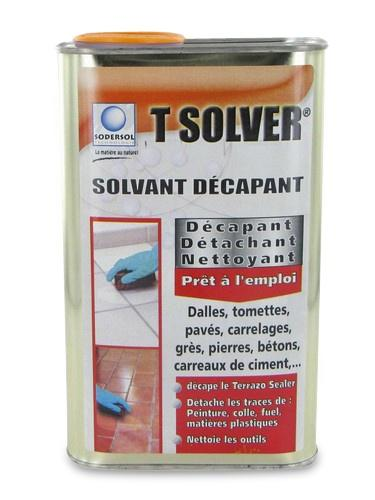 DÉCAPANT T.SOLVER SODERSOL