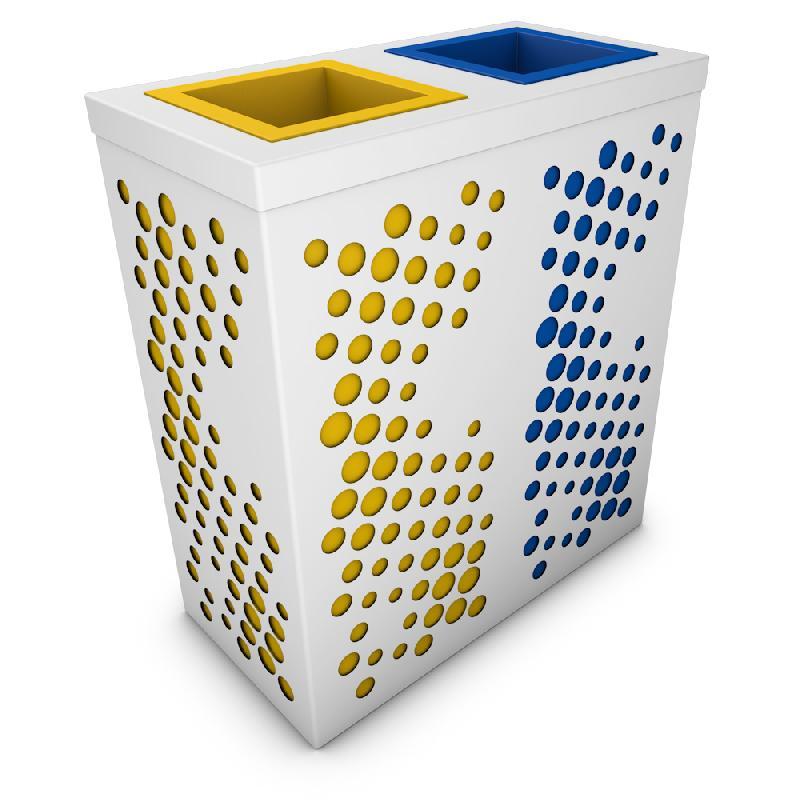 Poubelle 2 compartiments achat vente poubelle 2 compartiments au meilleur - Poubelle 2 compartiments ...