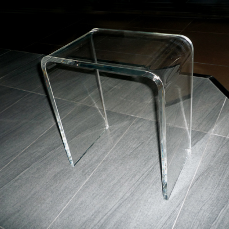 Tabouret Plexiglas Transparent. Interesting Tabouret With Tabouret ...