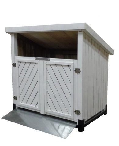 cache conteneur abrite. Black Bedroom Furniture Sets. Home Design Ideas