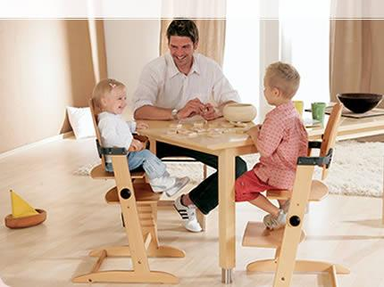 geuther france produits chaises hautes pour bebes. Black Bedroom Furniture Sets. Home Design Ideas