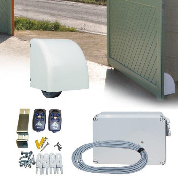 Motorisations de portails akia achat vente de for Roue motorisee pour portail