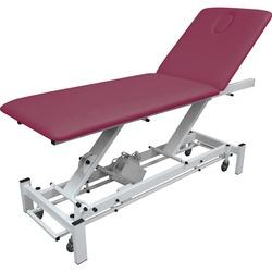 TABLE DE MASSAGE ECO + KINESSONNE FUSCHIA