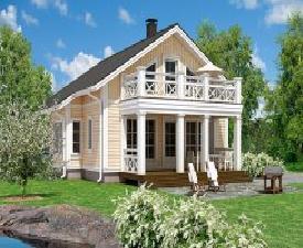 Maisons passives classiques en bois maison sylvie for Maison bois classique