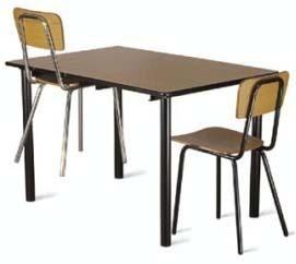 Piétement de table dtf025v