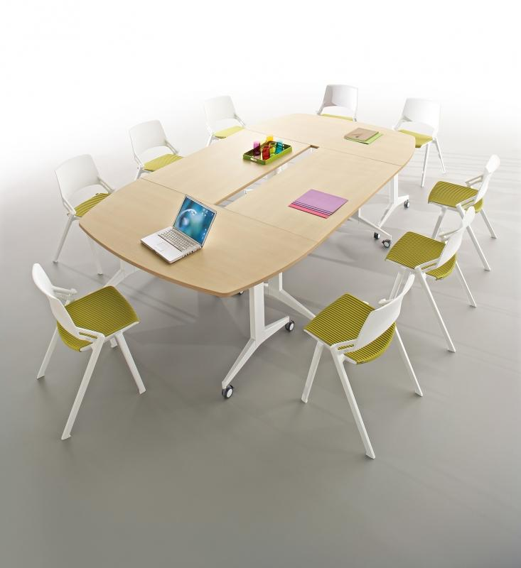 Tables rabattables 160x80 cm tr 03 for Table th ou tr