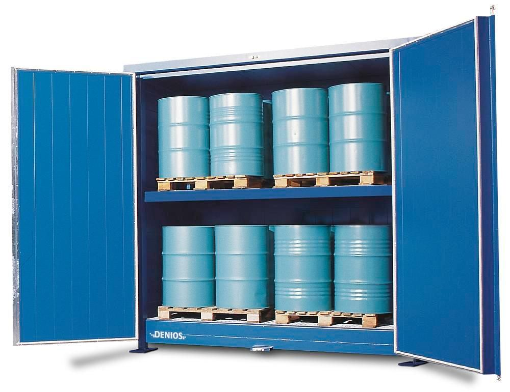 2gk 314.iso containers de stockage / isolé