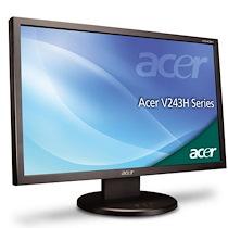MONITEUR LCD ACER V243HLBMD 24''