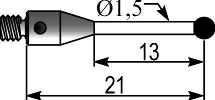 Palpeur tc25-21