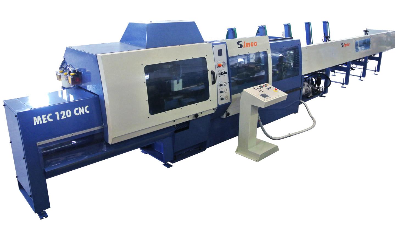 Scie automatique - mec 120 cnc