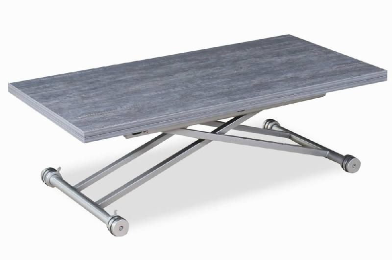 Tables basses inside75 achat vente de tables basses - Table basse chene gris ...