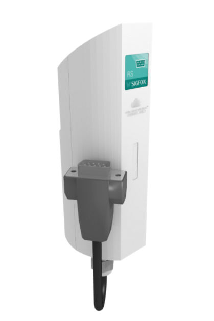 ACW/LW8-RS - IP65- RAIL DIN - 10/30V 1 E/S RS235/RS485, MODBUS (25MW) LORAWAN