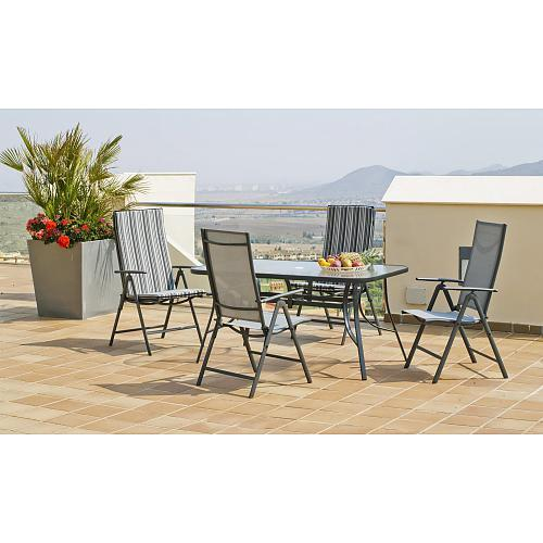 Table d 39 ext rieur indoor outdoor achat vente de table for Table haute 50x50