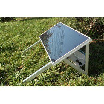Ensemble pour panneau solaire comparez les prix pour for Eclairage exterieur solaire professionnel