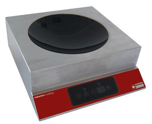 plaque a induction wok 3 5 kw diamond. Black Bedroom Furniture Sets. Home Design Ideas
